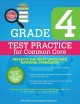 Cover for Core focus grade 4: test practice for common core