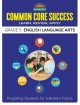 Cover for Barron's common core success. grade 5 English language arts: learn, review,...