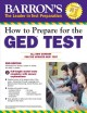 Cover for How to prepare for the GED test