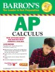 Cover for Barron's AP calculus
