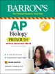 Cover for Barron's AP biology premium: with 5 practice tests