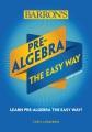 Cover for Easy Pre-algebra