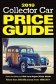 Cover for 2019 collector car price guide
