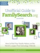 Cover for Unofficial Guide to Familysearch.org: How to Find Your Family History on th...