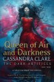 Cover for Queen of air and darkness