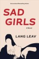 Cover for Sad girls