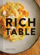 Cover for Rich table