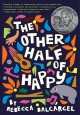 Cover for The other half of happy