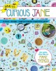 Cover for More Curious Jane: Science + Design + Engineering for Inquisitive Girls