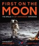 Cover for First on the Moon: The Apollo 11 50th Anniversary Experience