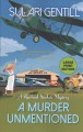 Cover for A MURDER UNMENTIONED [large print] [Large Print]