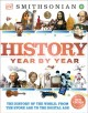 Cover for History: year by year