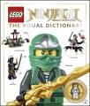 Cover for LEGO Ninjago, masters of spinjitzu: the visual dictionary