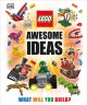 Cover for Lego awesome ideas