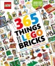 Cover for 365 things to do with Lego bricks