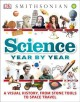 Cover for Science year by year