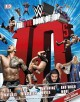 Cover for The WWE book of top 10s.