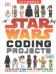 Cover for Star Wars coding projects