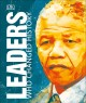 Cover for Leaders who changed history. Leaders