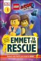 Cover for Emmet to the Rescue