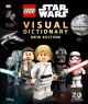 Cover for LEGO Star Wars: visual dictionary