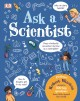 Cover for Ask a scientist