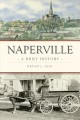 Cover for Naperville: a brief history