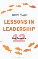 Cover for Lessons in leadership: the 12 key concepts