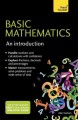Cover for Basic mathematics: an introduction