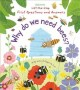 Cover for Why do we need bees?
