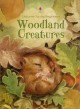 Cover for Woodland creatures