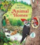 Cover for Animal homes
