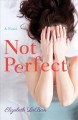 Cover for Not perfect