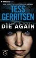 Cover for Die again: a novel
