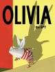 Cover for Olivia the spy