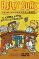 Cover for Billy Sure, kid entrepreneur vs. Manny Reyes kid entrepreneur
