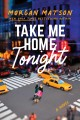 Cover for Take me home tonight