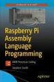 Cover for Raspberry Pi Assembly Language Programming: Arm Processor Coding
