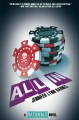 Cover for All in: a Naturals novel