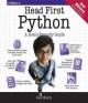 Cover for Head first Python