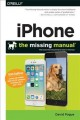 Cover for iPhone: the missing manual