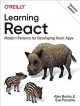 Cover for Learning React: modern patterns for developing React apps