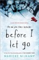 Cover for Before I let go