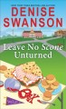 Cover for Leave no scone unturned
