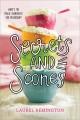 Cover for Secrets and scones: a secret recipe book