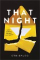 Cover for That night