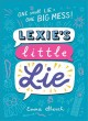 Cover for Lexie's little lie