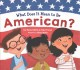 Cover for What does it mean to be an American?