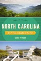 Cover for North Carolina off the beaten path: discover your fun