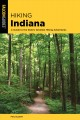 Cover for Hiking Indiana.